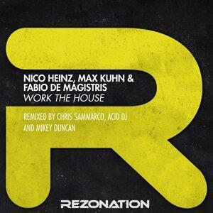 Nico Heinz & Max Kuhn & Fabio De Magistris 歌手頭像