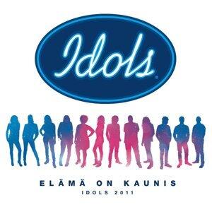 Idols semifinalistit 2011 歌手頭像