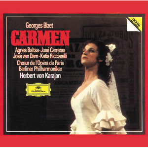 José van Dam,Agnes Baltsa,Berliner Philharmoniker,Katia Ricciarelli,José Carreras,Herbert von Karajan 歌手頭像