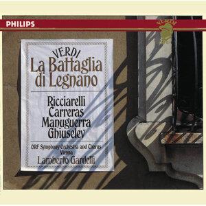 ORF Symphony Orchestra,Lamberto Gardelli,José Carreras,Katia Ricciarelli,ORF Symphony Chorus 歌手頭像