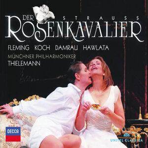 Franz Hawlata,Jonas Kaufmann,Renée Fleming,Sophie Koch,Münchner Philharmoniker,Diana Damrau,Christian Thielemann 歌手頭像