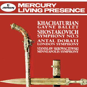 Stanislaw Skrowaczewski,London Symphony Orchestra,Minneapolis Symphony Orchestra,Antal Doráti 歌手頭像