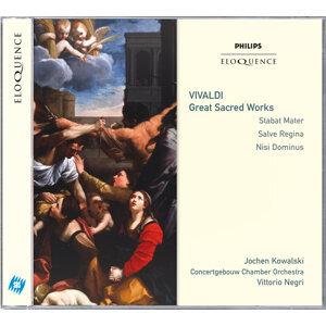 Vittorio Negri,Jochen Kowalski,Concertgebouw Chamber Orchestra 歌手頭像