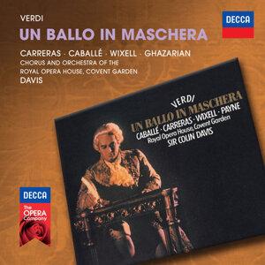 Sona Ghazarian,Montserrat Caballé,Orchestra of the Royal Opera House, Covent Garden,Sir Colin Davis,Ingvar Wixell,Chorus of the Royal Opera House, Covent Garden,José Carreras 歌手頭像