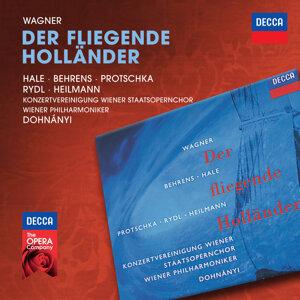 Wiener Philharmoniker,Hildegard Behrens,Konzertvereinigung Wiener Staatsopernchor,Uwe Heilmann,Josef Protschka,Christoph von Dohnanyi,Kurt Rydl,Robert Hale 歌手頭像