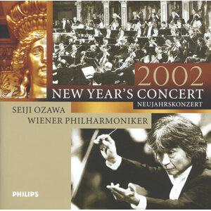 Seiji Ozawa,Wiener Philharmoniker 歌手頭像