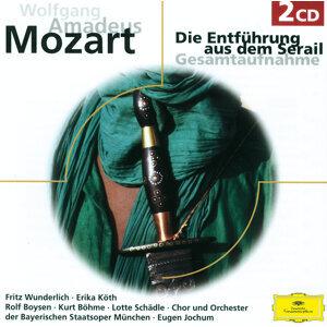 Erika Köth,Bavarian State Opera Chorus,Rolf Boysen,Kurt Böhme,Eugen Jochum,Bavarian State Opera Orchestra,Lotte Schädle,Fritz Wunderlich 歌手頭像