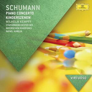 Wilhelm Kempff,Rafael Kubelik,Symphonieorchester des Bayerischen Rundfunks