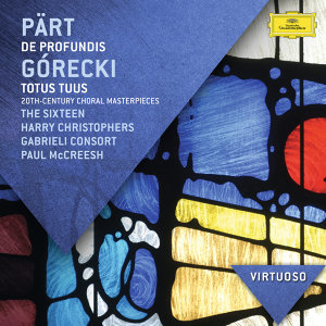 Gabrieli Consort,The Sixteen,Paul McCreesh,Harry Christophers 歌手頭像