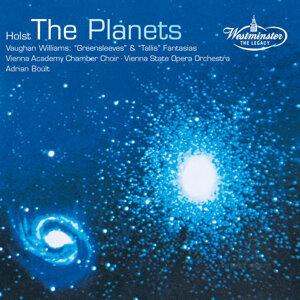 Wiener Staatsopernorchester,Sir Adrian Boult,Vienna Academy Chamber Choir 歌手頭像