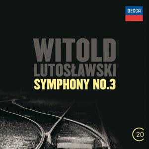 Witold Lutoslawski,Berliner Philharmoniker 歌手頭像