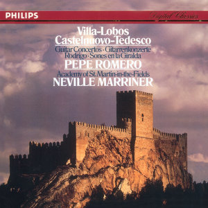 Sir Neville Marriner,Pepe Romero,Academy of St. Martin in the Fields 歌手頭像