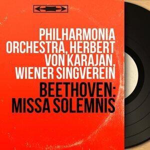 Philharmonia Orchestra, Herbert von Karajan, Wiener Singverein 歌手頭像