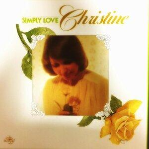 Christine 歌手頭像