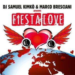 DJ Samuel Kimko', Marco Bresciani 歌手頭像