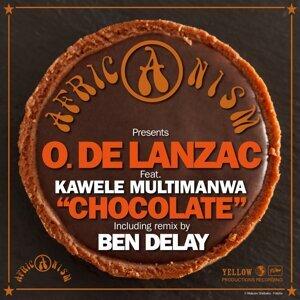 Africanism, Olivia de Lanzac 歌手頭像
