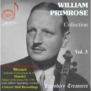 William Primrose 歌手頭像