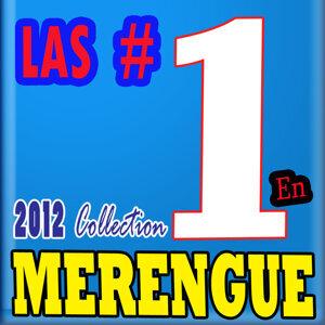 Las #1 del Merengue 歌手頭像