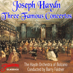 The Haydn Orchestra of Bolzano, Conducted by Barry Faldner 歌手頭像