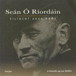 Seán Ó Ríordáin 歌手頭像
