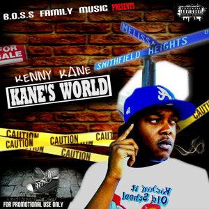 Kenny Kane 歌手頭像