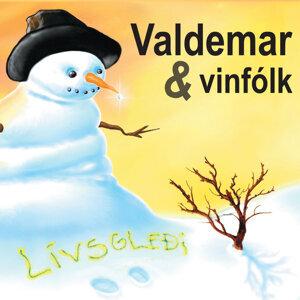 Valdemar og Vinfólk 歌手頭像