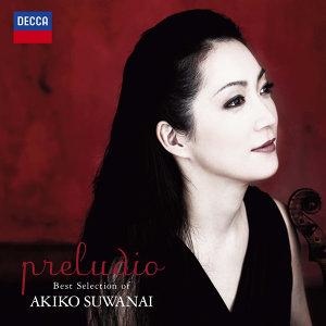 Akiko Suwanai (諏訪內晶子)