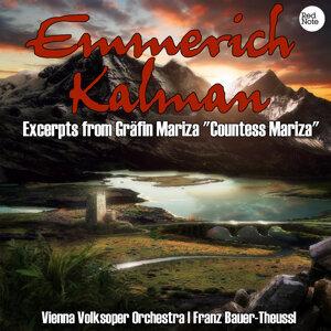Vienna Volksoper Orchestra & Franz Bauer-Theussl 歌手頭像