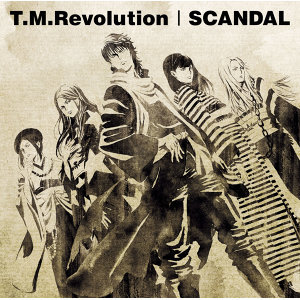 T.M.Revolution | SCANDAL 歌手頭像