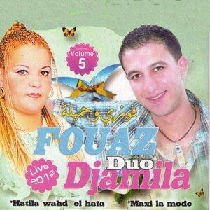 Fouaz, Djamila 歌手頭像