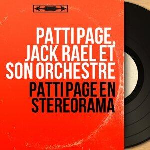 Patti Page, Jack Rael et son orchestre 歌手頭像