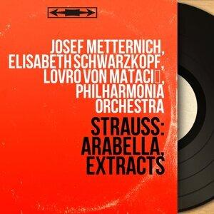 Josef Metternich, Elisabeth Schwarzkopf, Lovro von Matačić, Philharmonia Orchestra 歌手頭像