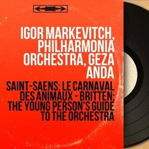 Igor Markevitch, Philharmonia Orchestra, Géza Anda 歌手頭像