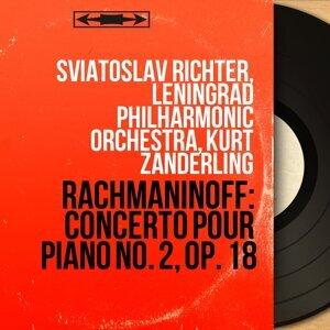 Sviatoslav Richter, Leningrad Philharmonic Orchestra, Kurt Zanderling 歌手頭像
