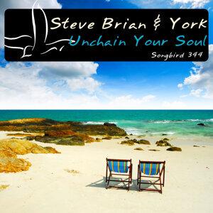 Steve Brian & York 歌手頭像