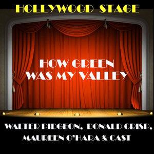 Walter Pigeon, Donald Crisp, Maureen O'Hara 歌手頭像