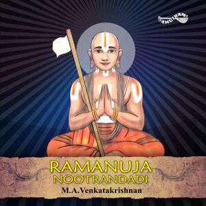 M A Venkatakrishnan 歌手頭像