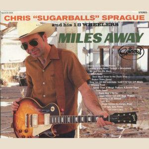 """Chris """"Sugarballs"""" Sprague 歌手頭像"""