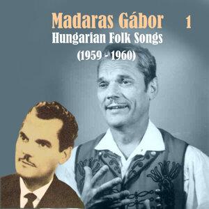 Madaras Gábor 歌手頭像