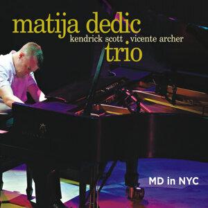 Matija Dedic Trio