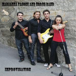 Marianna Fasone, Horus band 歌手頭像