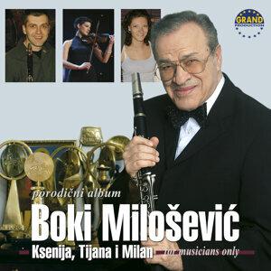 Boki Milosevic 歌手頭像