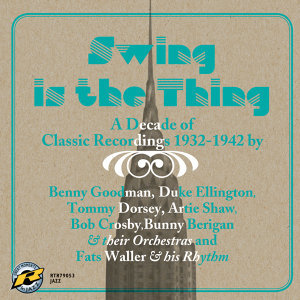 Swing is the Thing 歌手頭像