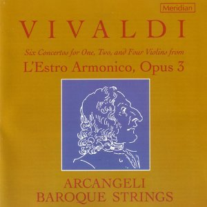 Arcangeli Baroque Strings