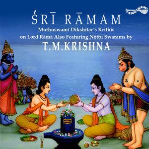 T M Krishna 歌手頭像