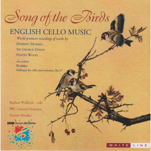 BBC Concert Orchestra,Raphael Wallfisch,Vernon Handley 歌手頭像