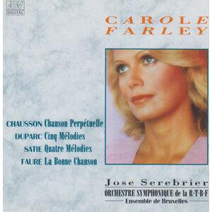 Ensemble de Bruxelles,Carole Farley,Orchestre Symphonique de la R.T.B.F. Bruxelles,José Serebrier 歌手頭像