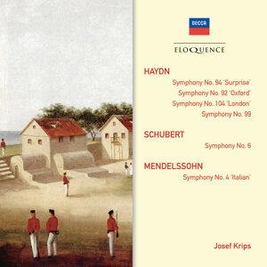 London Symphony Orchestra,Josef Krips,Wiener Philharmoniker 歌手頭像