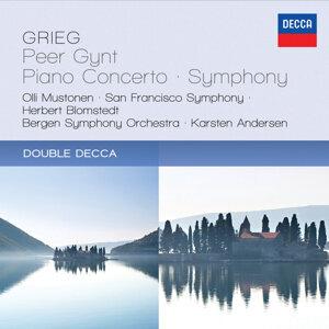 Karsten Andersen,Bergen Symphony Orchestra,Olli Mustonen,Herbert Blomstedt,San Francisco Symphony 歌手頭像