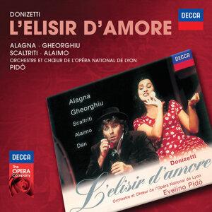 Evelino Pidò,Orchestre de l'Opera National de Lyon,Roberto Alagna,Simone Alaimo,Roberto Scaltriti,Angela Gheorghiu 歌手頭像